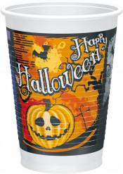 Confezione 10 bicchieri di Halloween