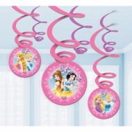 6 decorazioni da appendere principesse Disney™