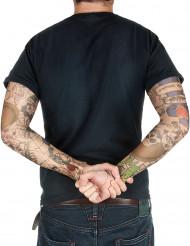 Maniche tatuaggi finti