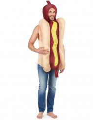 Costume hot dog adulto