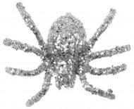 6 ragni con paillette