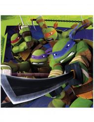 20 Tovagliolini Tartarughe Ninja™