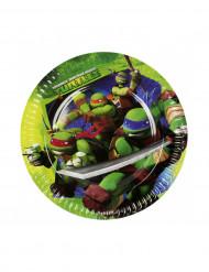 8 piatti Tartarughe Ninja™