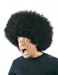 Maxi parrucca afro/clown adulto