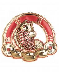 Decorazione carpa koi stile asiatico