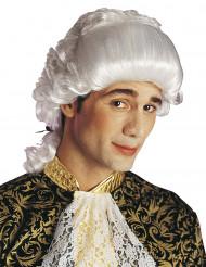 Parrucca barocco adulti