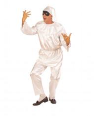 Costume Pulcinella adulto