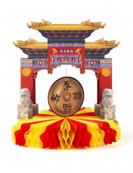 Centro tavola monumento cinese