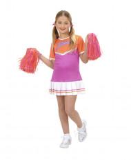 Costume ragazza pompon bambina con pompom