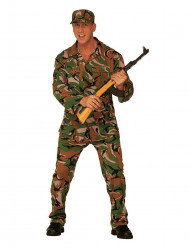 Costume militare adulto