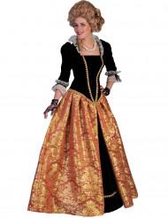 Costume imperatrice barocco donna
