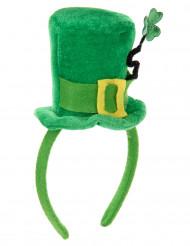 Mini Cappello con trifoglio San Patrizio