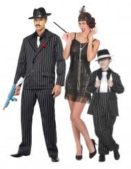 Costumi charleston gangster per famiglia