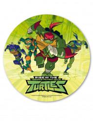 Disco di ostia per torte Tartarughe Ninja™