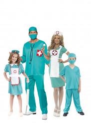 Costume di gruppo da dottori