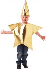 Costume stella bambino