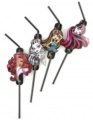 8 Cannucce Monster High™