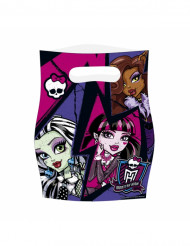 6 Sacchetti per caramelle Monster High™