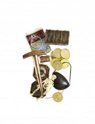 Kit accessori pirata lusso