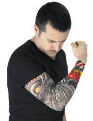 Manica tatuaggio drago