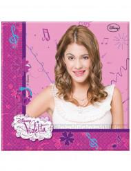 20 Tovaglioli carta Violetta™