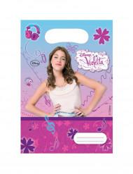 8 Sacchetti in plastica Violetta™