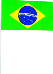20 Bandierine Brasile