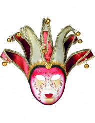 Maschera veneziana di donna per adulto