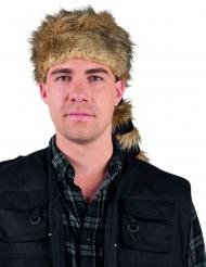 Cappello da avventuriero coda di procione
