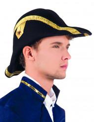 Cappello bicorno per adulto