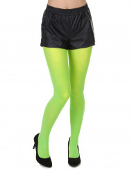 Collant verde Fluo Adulto