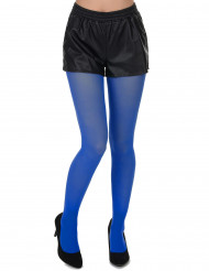 Collants blu Adulto