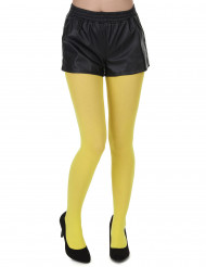 Collant Giallo Adulto