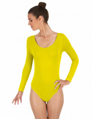 Body Giallo Adulto