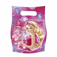 6 Sacchetti per caramelle Barbie Ballerina™