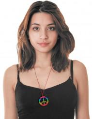 Collana Hippie mulitcolore