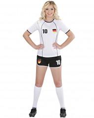 Costume Calcio Germania Donna