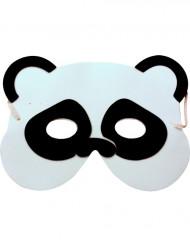 Maschera panda bambino
