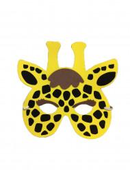Maschera giraffa bambino