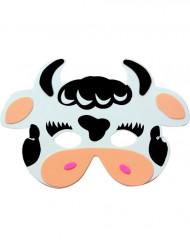 Maschera mucca bambino