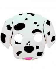 Maschera cane dalmata bambino