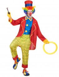 Costume clown uomo