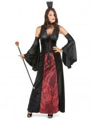 Costume donna regina vampiro