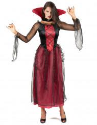 Costume donna vampira Halloween