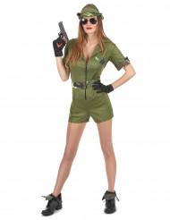 Costume militare provocante per donna