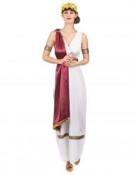 Costume imperatrice greca spartana donna