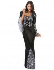 Costume vampira gotica donna