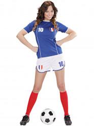 Costume Calcio Francia Donna