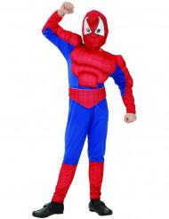 Costume da super eroe ragno per bambino