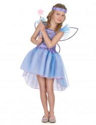 Costume da fata lilla per bambina